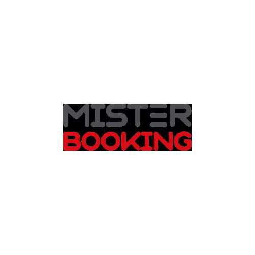 MisterBooking logo